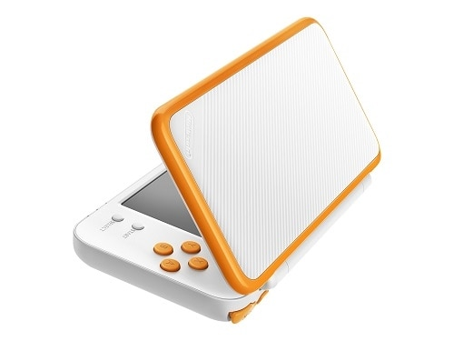 Click here for New Nintendo 2DS XL - Handheld game console - whit... prices