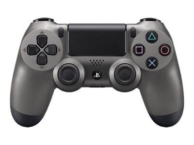 PlayStation 4 DualShock 4 Wireless Bluetooth - Steel Black