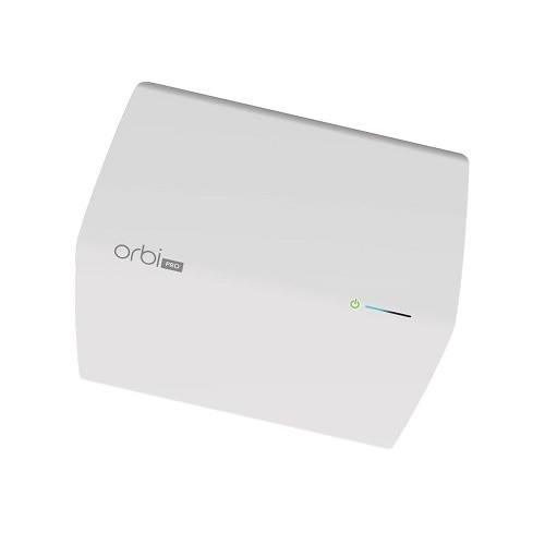 2-port NETGEAR Orbi Pro Ceiling Add-on Satellite (SRC60) - Wi-Fi