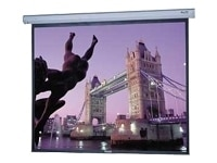 Da Lite Cosmopolitan Electric Screen W Matte White Fabric 133 Inch Diagonal HDTV Format 79014