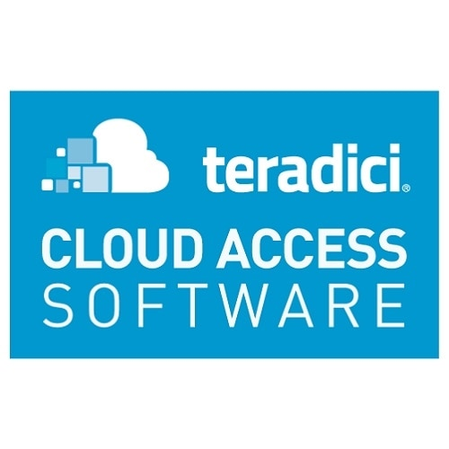 Teradici Corporation Teradici Cloud Access Software Graphics for Linux 1 Lic. 1 yr with S M