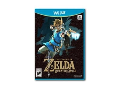 Click here for Nintendo The Legend of Zelda: Breath of the Wild -... prices