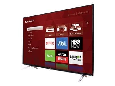 TCL Roku TV 65US5800 65 Class LED TV Smart TV 4K UHD 2160p