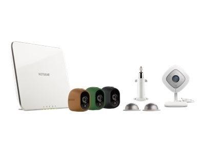 Netgear Arlo VMK3200 Video server camera s wireless 802.11n 4 camera s Cmos VMK3200 100NAS