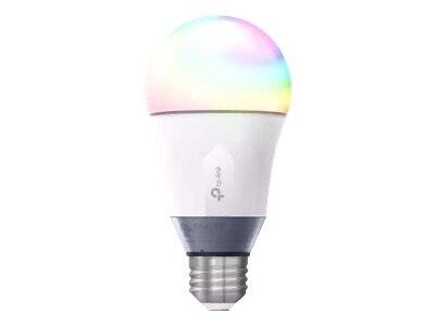 TP Link LB130 LED light bulb frosted finish equivalent 60 W 16 million colors 2700 9000 K