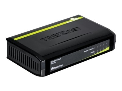 Trendnet 5 Port Gigabit GREENnet Switch TEG S5G