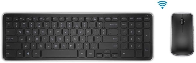 dell km714 wireless keyboard and mouse combo pc accessories dell. Black Bedroom Furniture Sets. Home Design Ideas