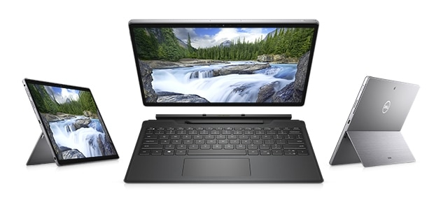 Dell Latitude 7320 Detachable Travel Keyboard and Pen
