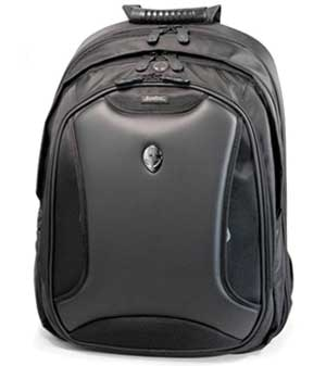 Alienware Orion M18x Backpack Product Shot
