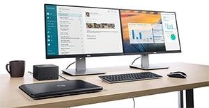 Dellワイヤレスドック製品イメージ