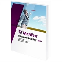 TODAY ONLY McAfee Internet Security 2011 Software (3-User)