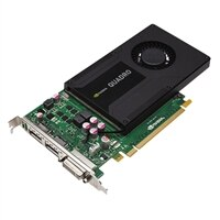 Dell Dell 2 GB NVIDIA Quadro K2000 Graphics Card (54NG2)