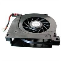 Dell Dell Refurbished: Assembly System Fan for Dell Inspiron 500m/ 600m/ D500/ D600 Laptops