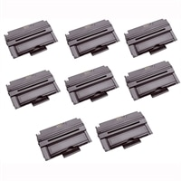 Dell Dell 8-Pack: 8 x 6000-Page Black Toner Cartridge for Dell 2335dn Laser Printer