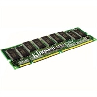 Kingston SDRAM-DDR2 4 GB (2 x 2 GB) PC2-3200 SDRAM 240-pin DIMM Single Rank Memory Module Kit for Select IBM eServer xSeries Serv