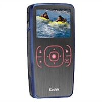 A2571227 Kodak ZX1 Pocket Video 128MB HD Camcorder (Blue)   $35