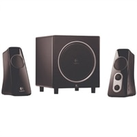 A2909151 Logitech Z523 (980 000319) 2.1 channel Speaker System   $50 + No S&H