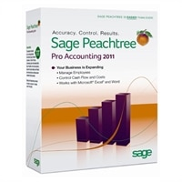 Sage Peachtree Premium Accounting Software