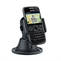 Nokia E72 Unlocked Quad-Band GSM Smartphone with Car Kit $189.99