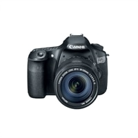 Discount Electronics On Sale Canon Canon EOS 60D 18MP SLR Camera with EF-S 18-135mm Lens
