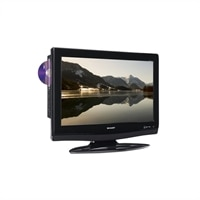 A4422756 Sharp LC 26DV28UT 26 inch LCD TV/DVD Combo   $319 Shipped