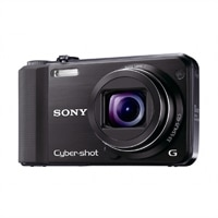 Cyber-shot DSCHX7V/B Black 16.2 MP 10X Zoom Digital Camera