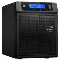 Western Digital 4 TB WD Sentinel DX4000 Small Office Storage Server (WDBLGT0040KBK-NESN)