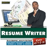 MPS/Selectsoft Download - Selectsoft Quickstart Resume Writer