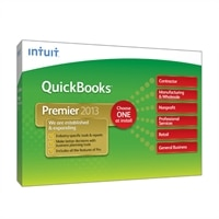 Intuit Intuit Download - Quickbooks Premier Industry Edition 2013