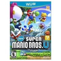 Nintendo Nintendo New Super Mario Bros Now Available for Wii U