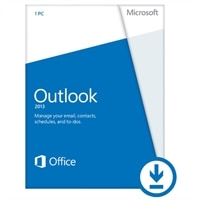 Microsoft Corporation Microsoft Corporation Download - Microsoft Outlook 2013 1 PC