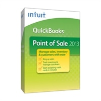 Intuit Intuit QuickBooks Point of Sale Basic 2013 - 1 User