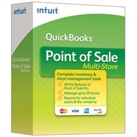 Intuit Intuit Download - Quickbooks Point of Sale: Multi-Store 2013