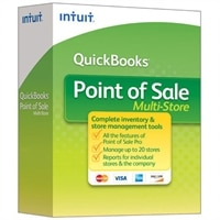 Intuit Intuit Download - Quickbooks Point of Sale: Multi-Store 2013 Upgrade