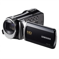 Samsung Samsung F90 5 MP High Definition Camcorder - Black