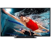 SHARP Sharp 60-inch LED Smart TV - LC-60LE757U Aquos 3D HDTV with Two Pairs of 3D Active Glasses