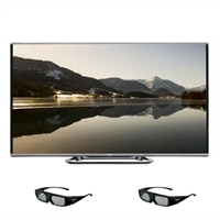 SHARP Sharp 80-Inch LED Smart TV - LC-80LE857U 3D HDTV