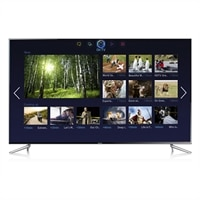 Samsung Samsung 75-Inch Slim LED Smart TV - UN75F6400 3D HDTV with 2 Pairs of 3D Active glasses