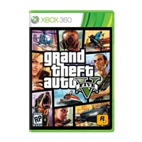 Take 2 Interactive Grand Theft Auto V - Xbox 360