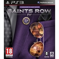 SQUARE ENIX Saints Row IV - PS3