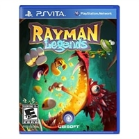 UBISOFT Rayman Legends for PSVita
