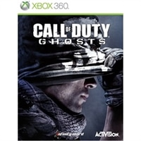 ACTIVISION Call of Duty Ghosts For Xbox 360