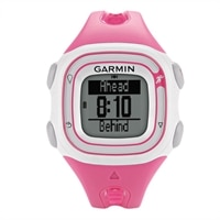 GARMIN INTERNATIONAL Garmin Forerunner 10 GPS Fitness Watch - Pink / White
