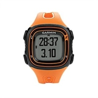 GARMIN INTERNATIONAL Garmin Forerunner 10 GPS Fitness Watch - Black / Orange