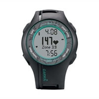 GARMIN INTERNATIONAL Garmin Forerunner 210 GPS Fitness Watch 1-inch – White/Green