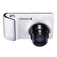 Samsung Samsung GALAXY Digital - 16.3 MP Smart Camera with Battery, Charger Kit and White Camera Case