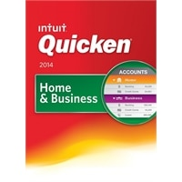Intuit Quicken Home & Business 2014 - License and media - 1 user - OEM - CD - Win