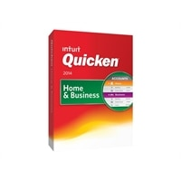 Intuit Quicken Home & Business 2014 - Complete package - 1 user - CD - Win