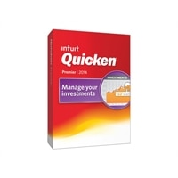 Intuit Quicken Premier 2014 - Complete package - 1 user - CD - Win