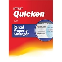Intuit Quicken Rental Property Manager 2014 - Complete package - 1 user - CD - Win